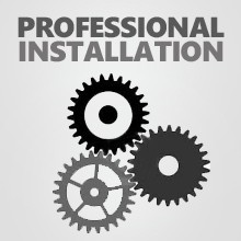 Professional Installation