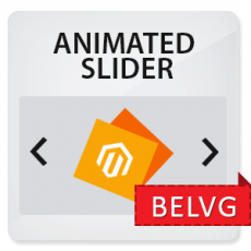 Magento<sup>®</sup> Animated Slider