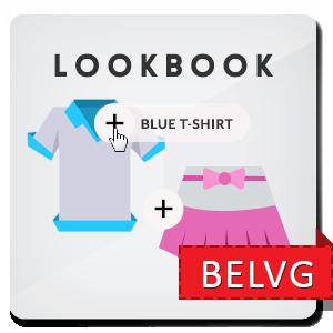 Magento LookBook extension