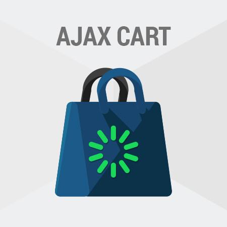 Magento<sup>®</sup> Ajax Cart