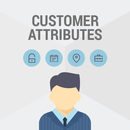Magento<sup>®</sup> Customer Attributes