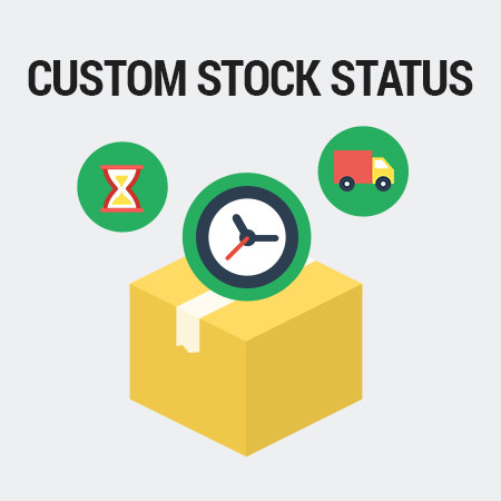 Custom Stock Status for Magento<sup>®</sup>&nbsp;2