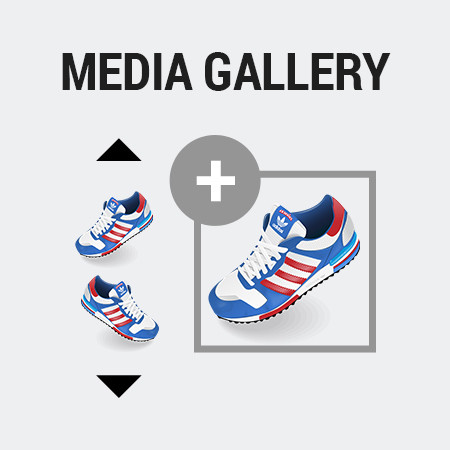 Media Gallery for Magento<sup>®</sup>&nbsp;2