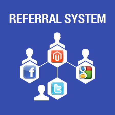 Referral System for Magento<sup>®</sup>&nbsp;2