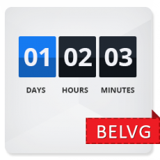 Magento<sup>®</sup> Product Countdown extension