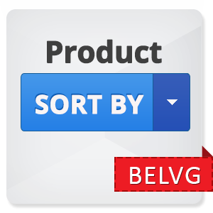 Magento Products Sorting