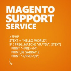 Magento<sup>®</sup> Support Service