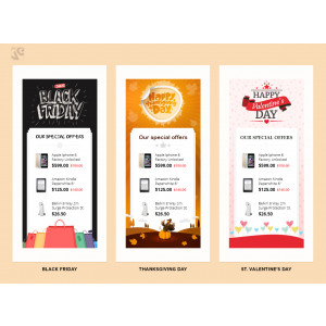 Magento Promotional Banner 5