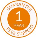 Free Support Guarantee